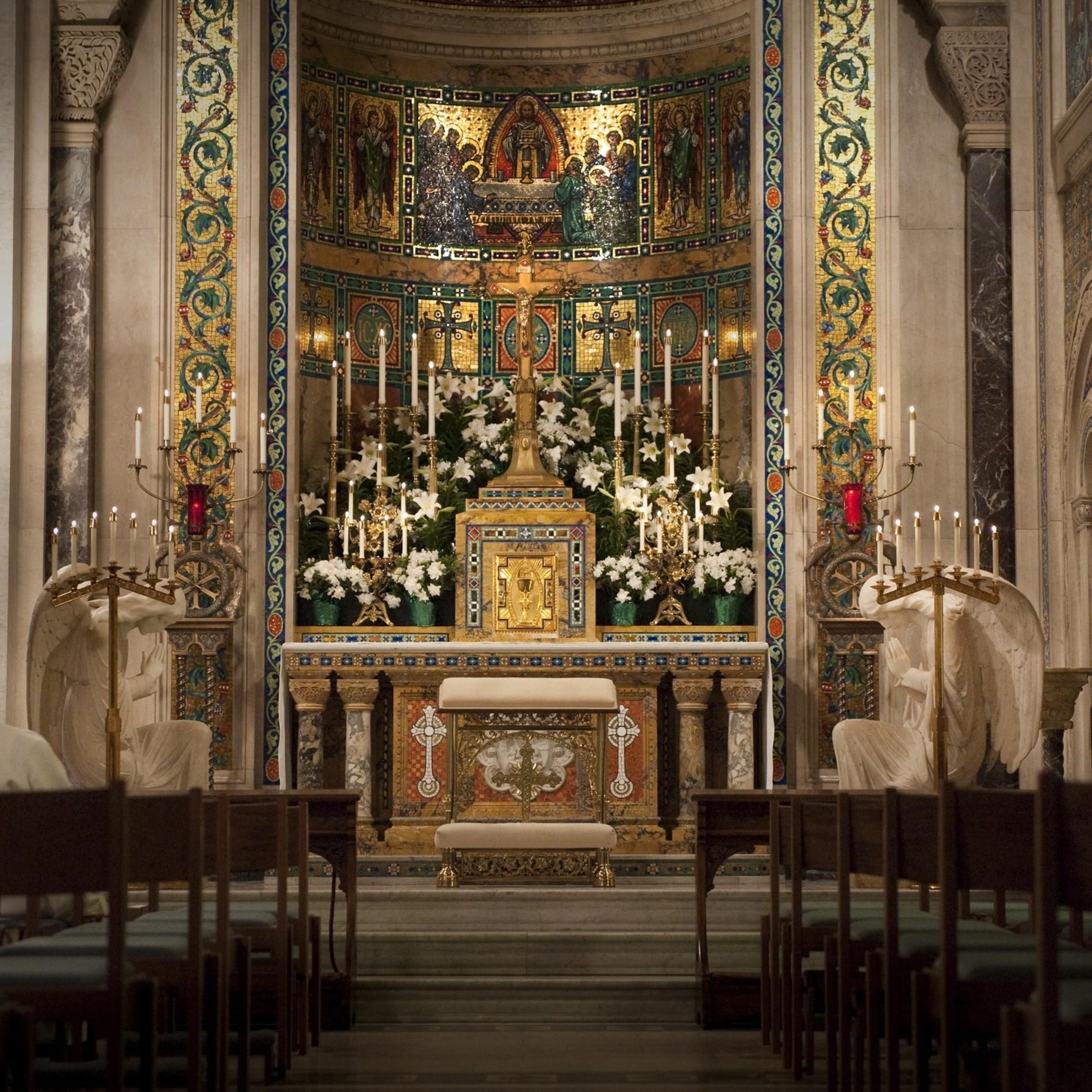 Blessed Sacrament Chapel Easter