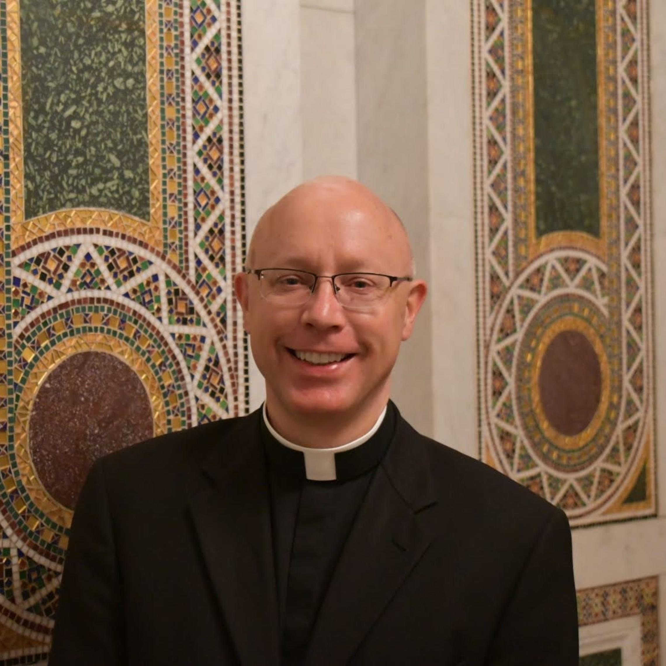 Msgr. Henry Breier Rector 1