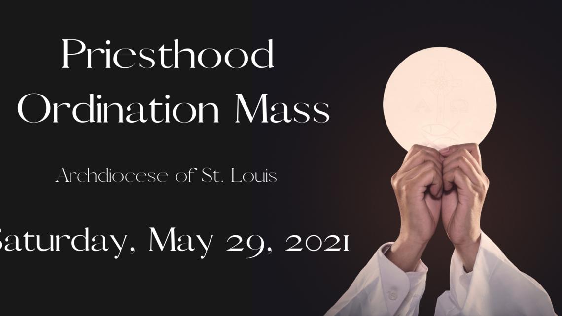 2021 Priest Ordination Webcard