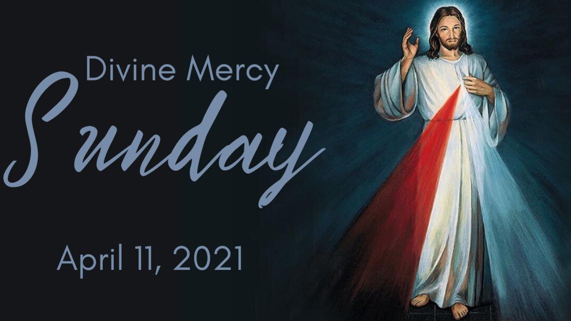 Divine Mercy Webcard