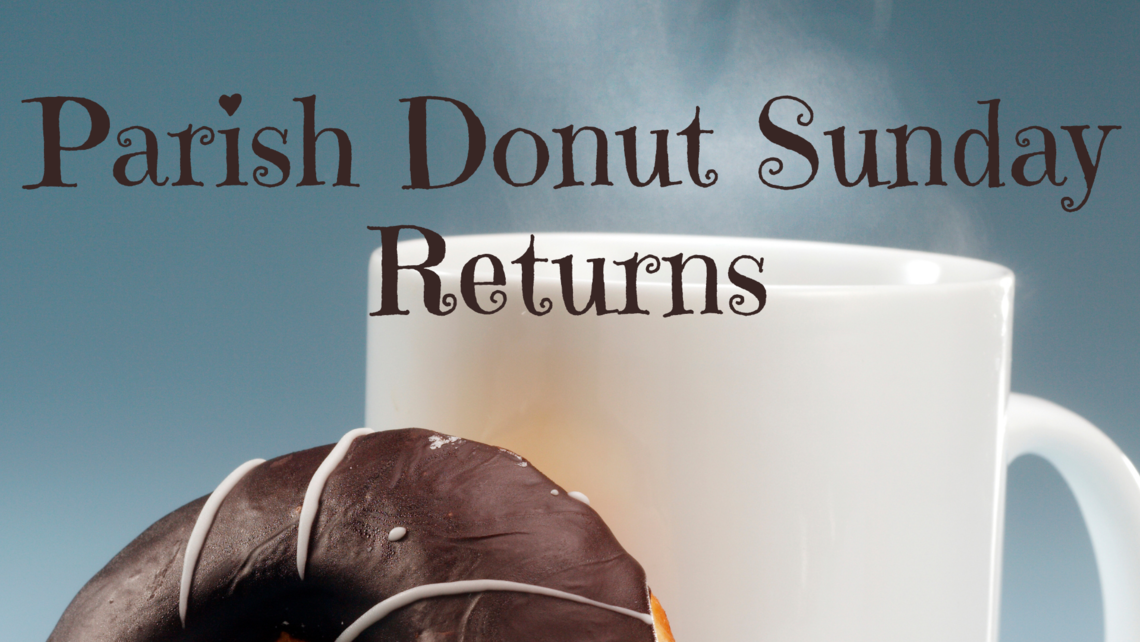 Donut Sunday Webcard