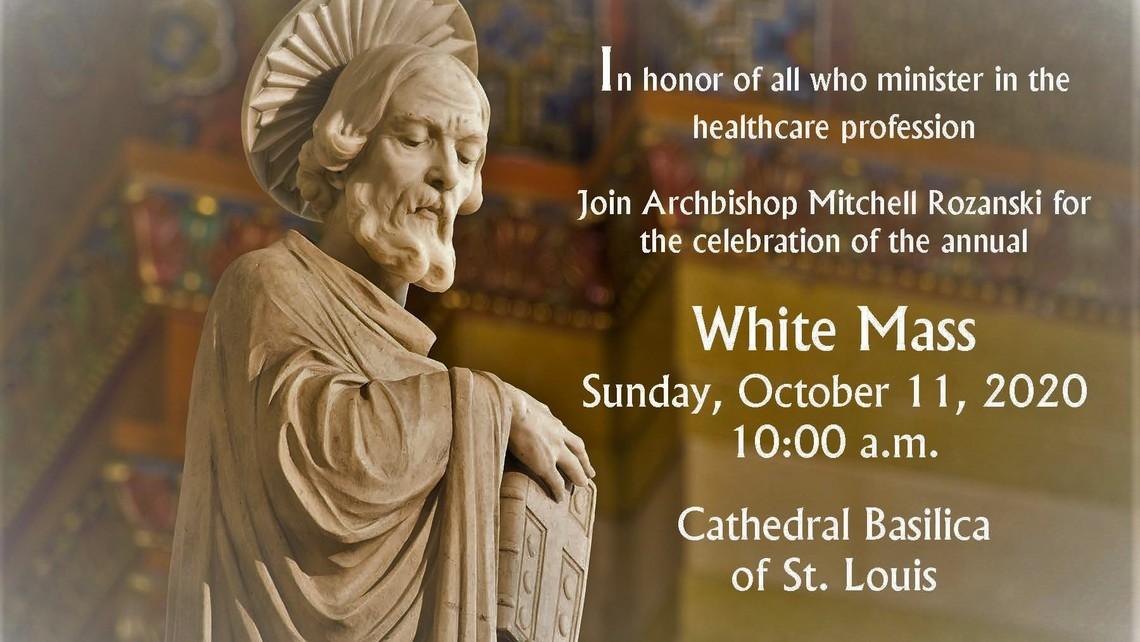 St Luke White Mass