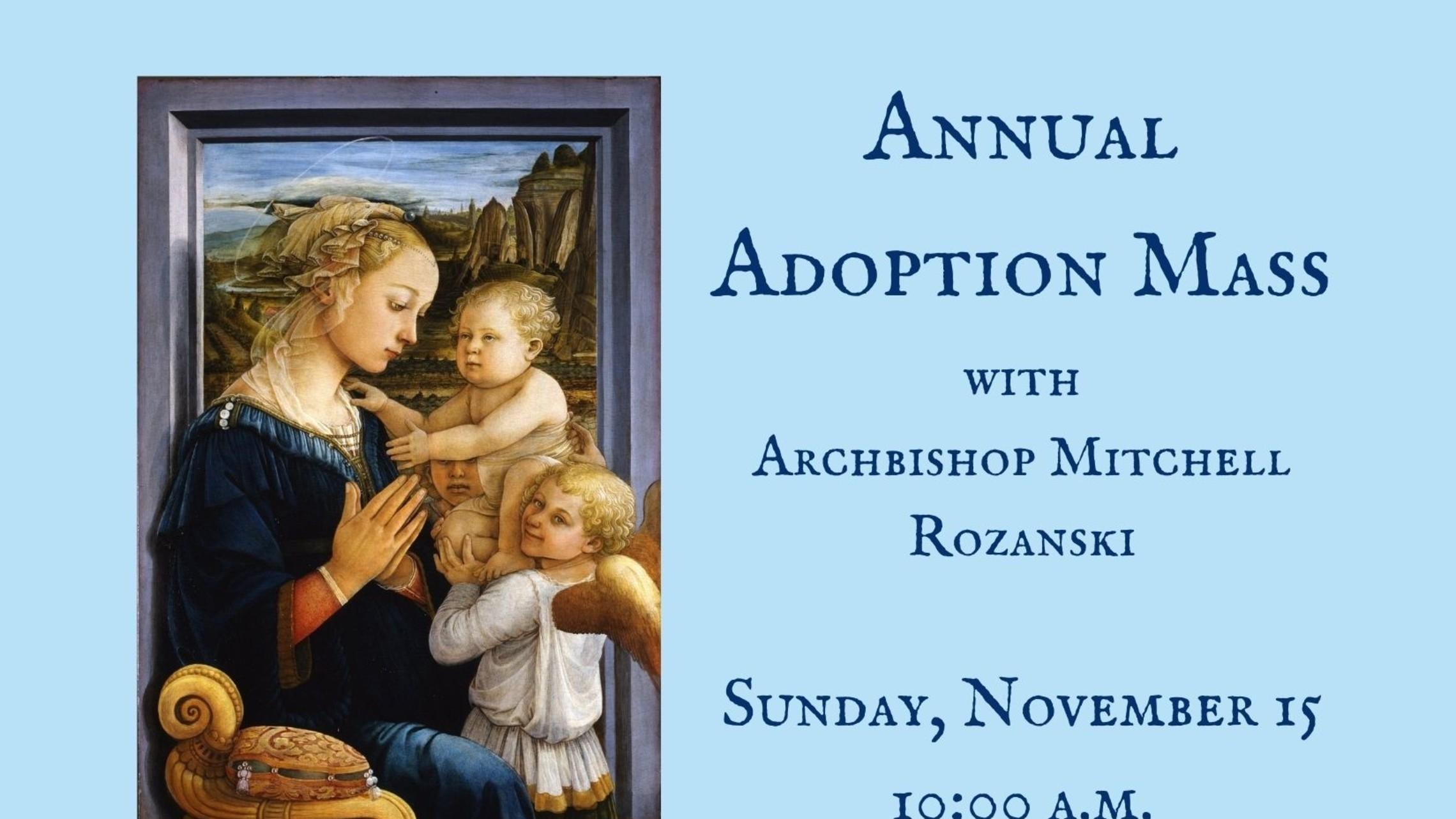 Adoption Mass