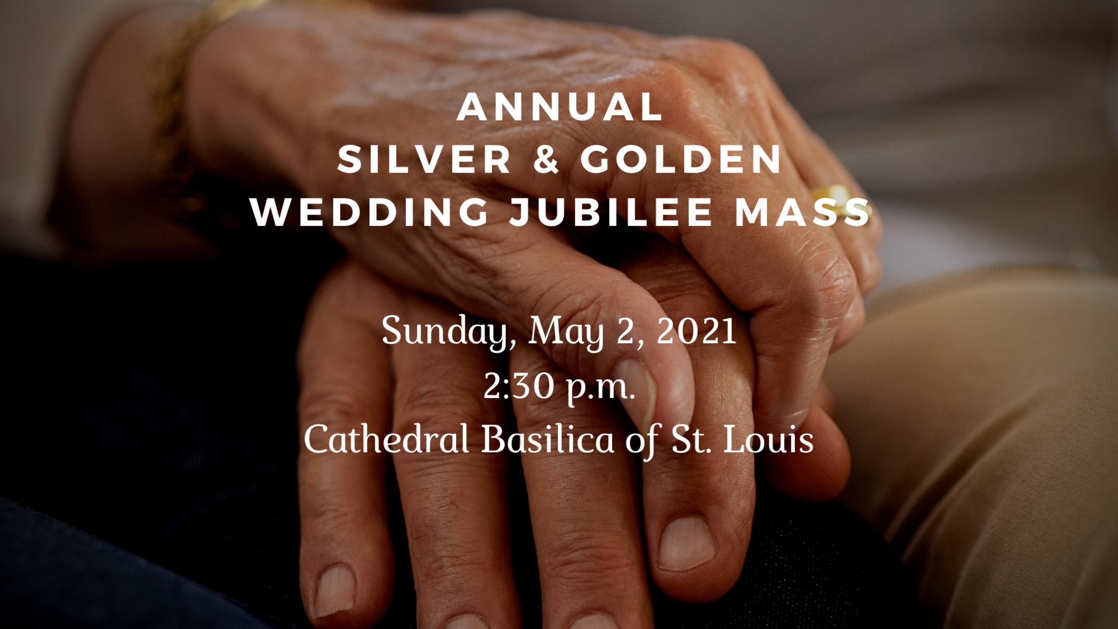 Annual Wedding Jubilee Mass