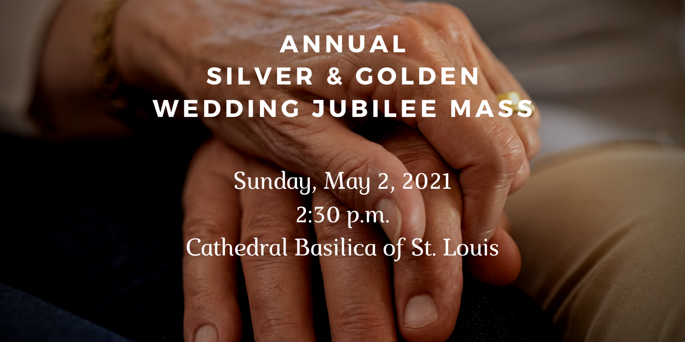 Annual Wedding Jubilee Mass