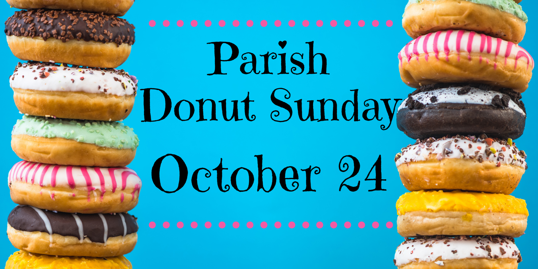 Donut Sunday Web