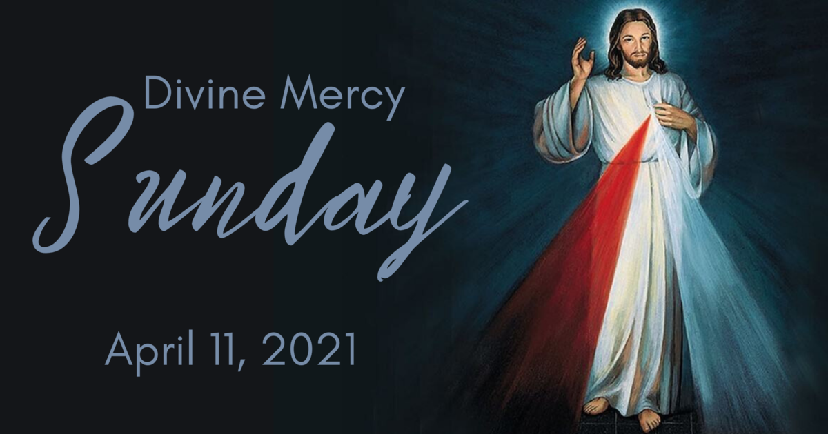 Divine Mercy Sunday   The Cathedral Basilica of St. Louis